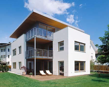Case passive e abitazioni a basso consumo energetico for Case in legno passive